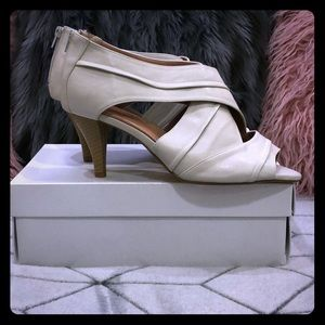 Strapped Heeled Sandals